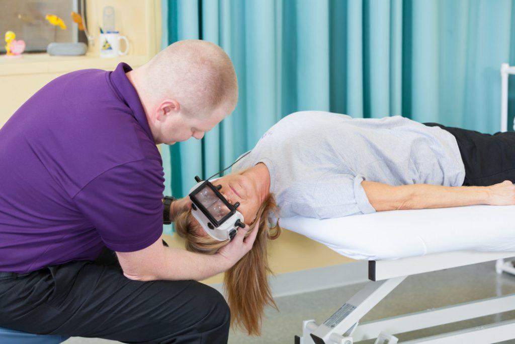 Vestibular Physiotherapy